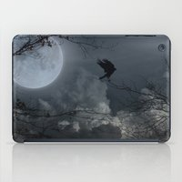 There's A Moon Out Tonight iPad Case