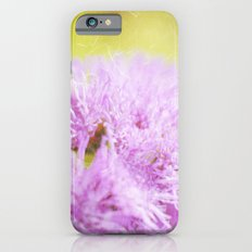 Lavender flower macro Slim Case iPhone 6s