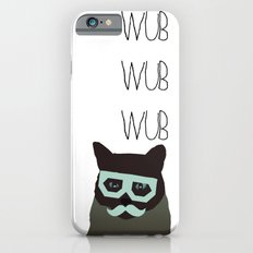 dubstep cat iPhone 6 Slim Case