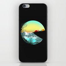 Pac camp iPhone & iPod Skin