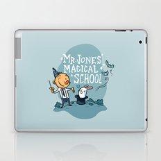 Mr Jones' Magical School Laptop & iPad Skin