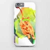 Lioness fitness iPhone 6 Slim Case