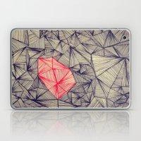Lines On Lines Laptop & iPad Skin