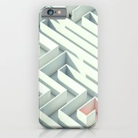 iPhone & iPod Case featuring Wrong way street by D.N.A.