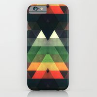 iPhone & iPod Case featuring fyte wysh by Spires