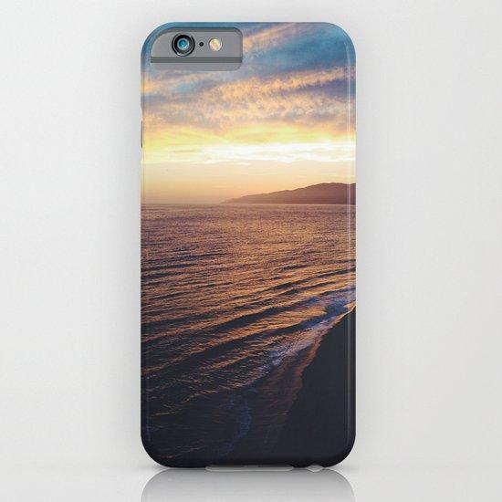 Point Dume Sunset iPhone & iPod Case