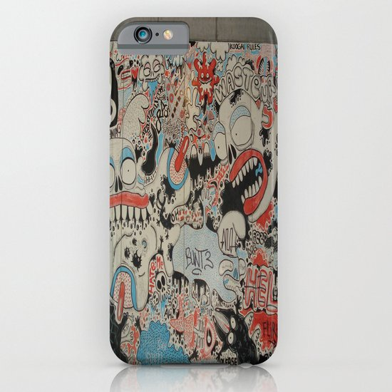Urban art iPhone & iPod Case