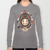 Long Sleeve T-shirt featuring A New Wind by The Art Of Danny Haa…
