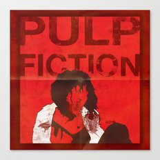True Fiction Canvas Print