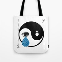 Tearz Tote Bag