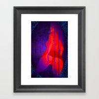 g FuNkY FrEsH Framed Art Print