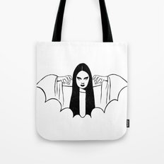 Mark of the Vampire Luna Tote Bag