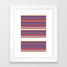 UFOlk 7 Framed Art Print