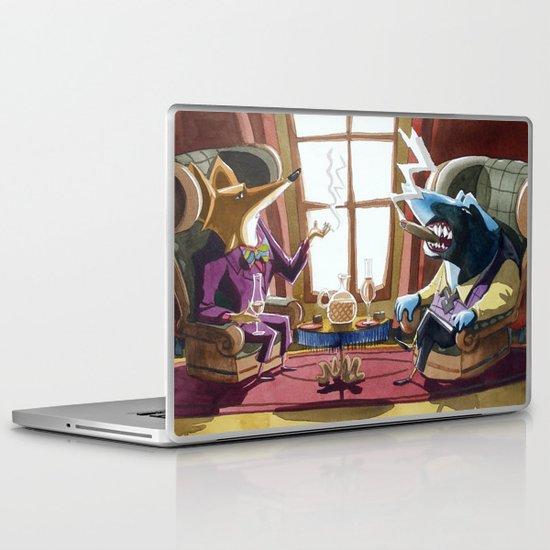 Power´s gathering Laptop & iPad Skin