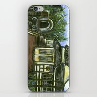 New Hope Train Station iPhone & iPod Skin