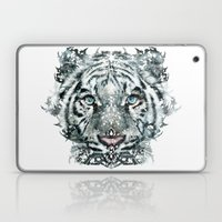 The White Tiger (Classic Version) Laptop & iPad Skin