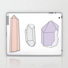 Crystals Trio Laptop & iPad Skin