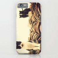 Gatos En El Tejado iPhone 6 Slim Case