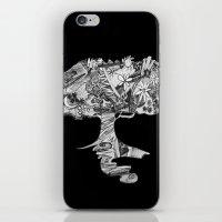 cr3@te iPhone & iPod Skin