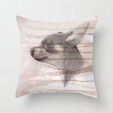 Bliss Throw Pillow