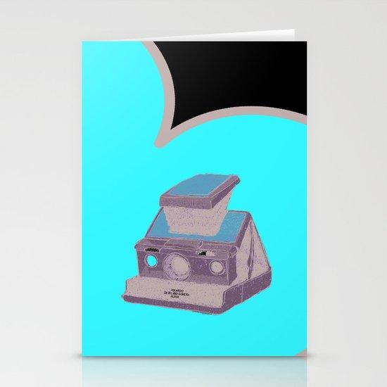 POLAROID SX70 Stationery Card