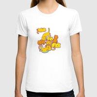 cats T-shirts featuring cats ! by parisian samurai studio