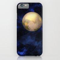 iPhone & iPod Case featuring Hello Pluto! by Klara Acel