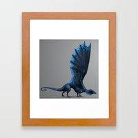 Lung Tien Framed Art Print