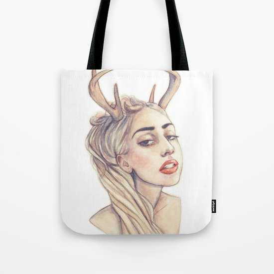 Doe Tote Bag