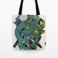 Quantime | Collage Tote Bag