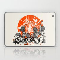 We'll Help You Rise Ag… Laptop & iPad Skin