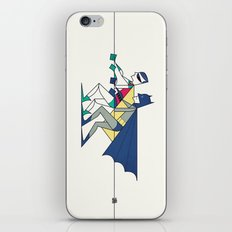 The POW! of love iPhone & iPod Skin