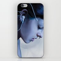 Listen Yourself iPhone & iPod Skin