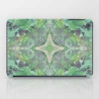 Abstract Texture iPad Case