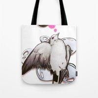 Toot! | Collage Tote Bag