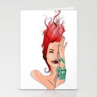 Angelina Stationery Cards