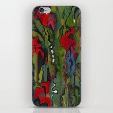 Offering to Xochiquetzal iPhone & iPod Skin
