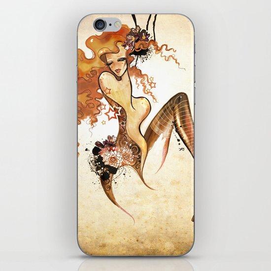 Curl iPhone & iPod Skin