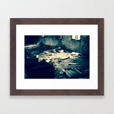 light disorder Framed Art Print