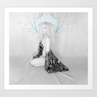 Sunchild Art Print
