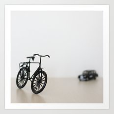 Bycicle Art Print