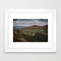 The Irish Countryside Framed Art Print