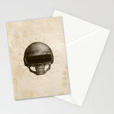 Anatomy of Daft Punk Stationery Cards