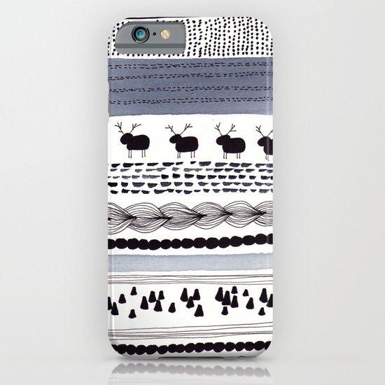 Pattern / Nr. 1 iPhone & iPod Case