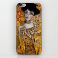 Klimt iPhone & iPod Skin