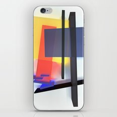Suprematism 29 iPhone & iPod Skin