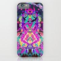 Night Bird iPhone 6 Slim Case