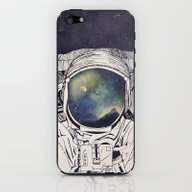 Dreaming Of Space iPhone & iPod Skin