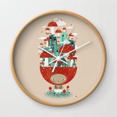 TOADSTOOL TAO Wall Clock