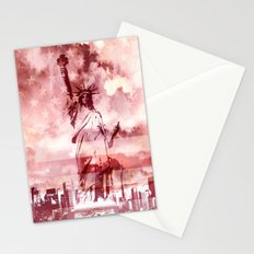 The Statue of Liberty Stationery Cards